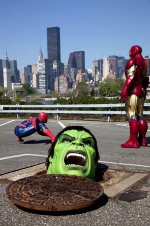 Wax Avengers