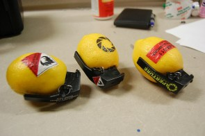 Lemon Grenades!