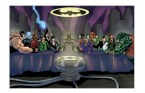 Batman Last Supper
