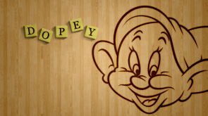 Dopey wallpaper
