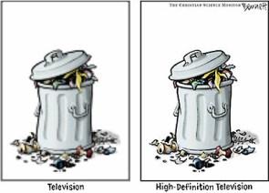Hi-def TV