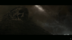 Screencaps from Prometheus featurette