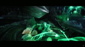 Screencaps from Prometheus featurette