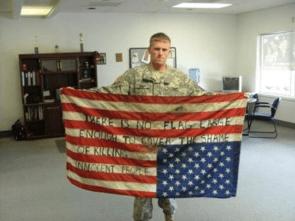 No flag large enough..