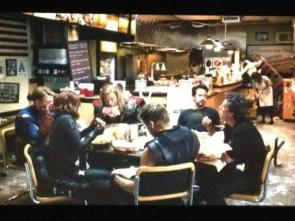 Avengers Extra Scene