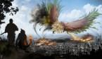phoenix attacks a town