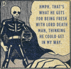 Lord Death Man