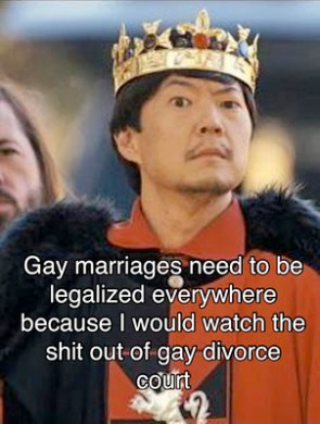 legalize gay marriage