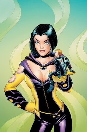 Phantom Lady by Amanda Conner