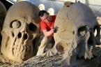 Sand Skulls