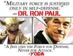 Ron Paul is a Jedi