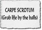 Capre Scrotum