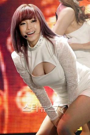 asian power girl