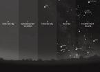 night sky regions