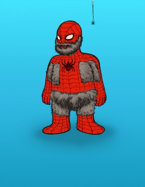 What if Spidey had been bitten by a Tarantula?