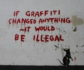 If Graffiti….