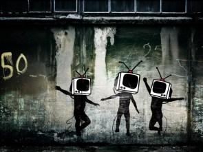 Dancing TV People