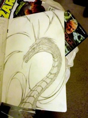 Jail drawings
