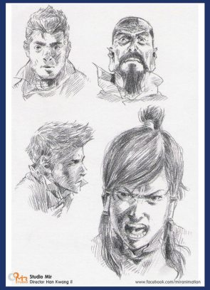 avatar drawings