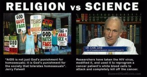 religion ans science