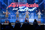 Big Boys With Poise on America's Got Talent