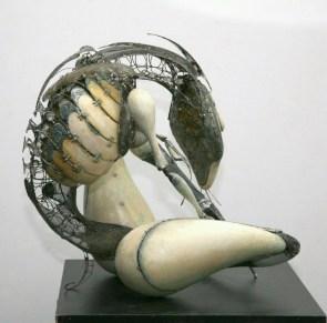 Andrey Drozdov sculptures