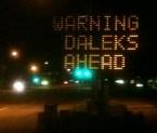 Daleks Ahead