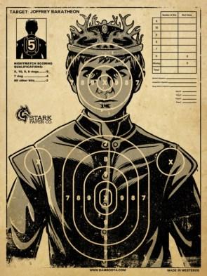 Target Practice GOT style