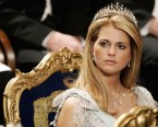 Princess Madeleine of Sweden.