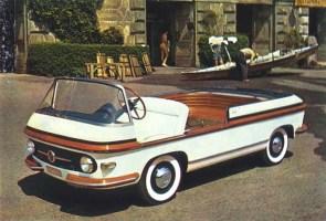 1956 Pininfarina Fiat Multipla Marine