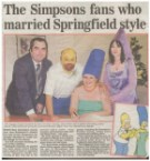 Simpsons Couple