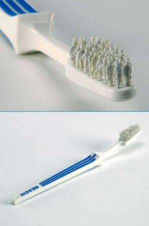Toothbrush People