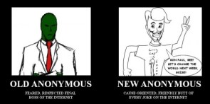 Anonymous Then & Now