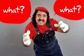 Mario Says What?
