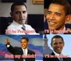 Obama Will be President