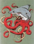 Behold, The Sharktopus