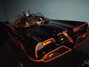 Batmobile Extravaganza