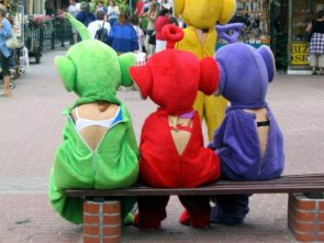 The Real Teletubbies