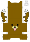 Make your own PedoBear!