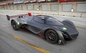 Mazda Furai Concept Vehicle