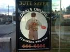 Butt Saver