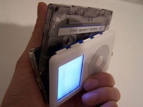 iPod Cassette Player