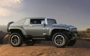 Hummer HX Concept Vehicle