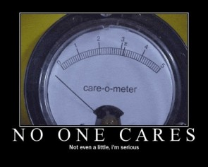 The Care-O-Meter