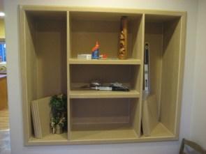 The Bookshelf maxcw Built