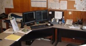 Disgustipator's workplace