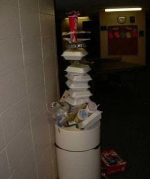 Trash Tower