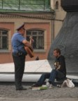 Russian Cop