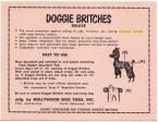 Aunt Flo doggie style