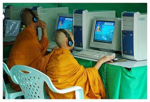 Monk Computer Users